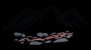 North Georgia Stone Logo